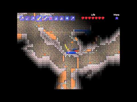 preview-Let\'s Play Terraria! - 001 - I said I wasn\'t going to do this...lol (ctye85)