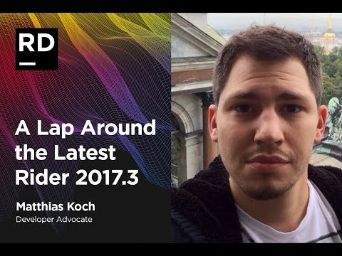 A Lap Around the Latest Rider 2017.3