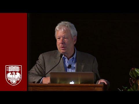 Richard Thaler on Behavioral Economics: Past, Present, and Future. The 2018 Ryerson Lecture