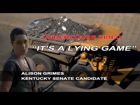 Grimes campaign workers caught on hidden camera