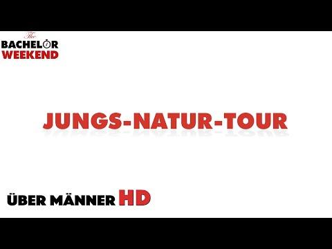 THE BACHELOR WEEKEND - Männer zum Thema Jungs-Natur-Tour (HD) -im Kino - Komödie (2014)