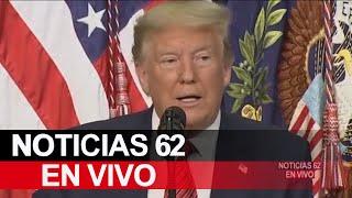 Trump tiene en la mira a el Dr Fauci e inmigrantes con récord criminal – Noticias 62 - Thumbnail