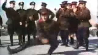 Video Soviet Army Dancing To Hard Bass MP3, 3GP, MP4, WEBM, AVI, FLV November 2017