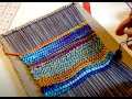 Download Lagu Make a kid's weaving loom from cardboard, part 1 Mp3 Free
