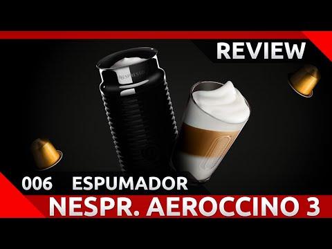 [REVIEW] Espumador de leite Nespresso Aeroccino 3 - Dicas e impressões