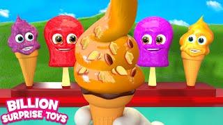 Twin Babies| Ice cream Song | BST Nursery Rhymes & Songs for Kids