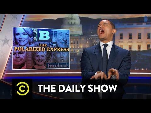 Polarizovaná média a žaloby Donalda Trumpa