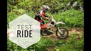 5. BETA 125 RR 2018 Test Ride