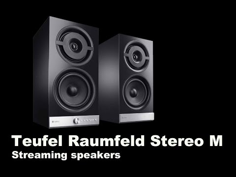 Teufel Raumfeld Stereo M streaming speakers review
