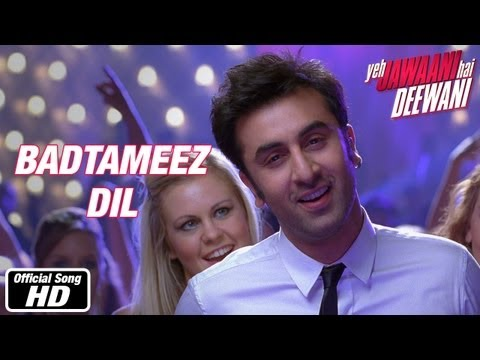 Badtameez Dil Badtameez Dil (Official Song)