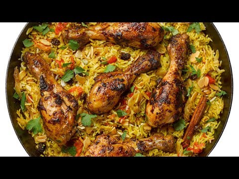 Easy Chicken Briyani at home