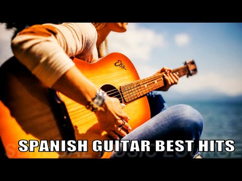 Best Of Spanish Romantic Guitar  Music ,Relaxation  Sensual Latin Music   Hits
