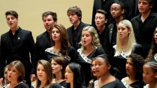 Norwegian Lullaby - Stellenbosch University Choir (Traditional)