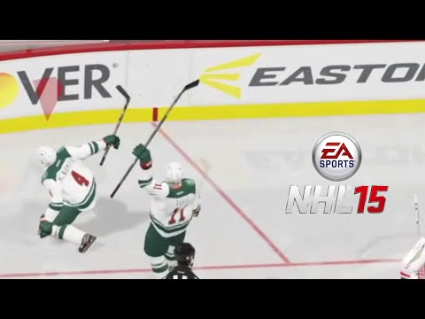 High Scoring NHL 15 Game Highlights