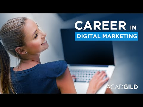 Digital Marketing Career 2016 | Digital Marketing Salaries 2016 | Introduction to Digital Marketing