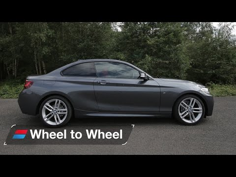 BMW 2 Series Coupe vs Mercedes-Benz CLA vs Audi A3 Saloon video 1 of 4