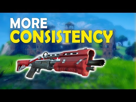 HOW TO MAKE AUTO SHOTTIES MORE CONSISTENT | PRO TIPS & DEMONSTRATION - (Fortnite Battle Royale)