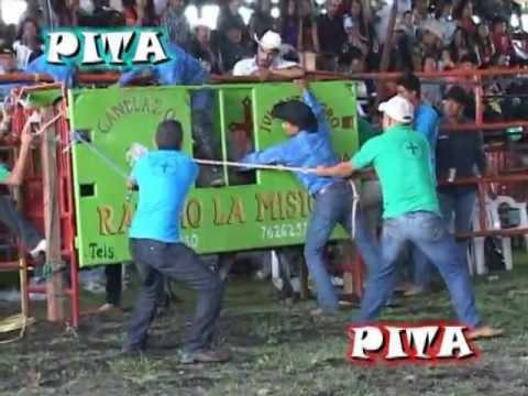 Condembaro Mich. Rcho La Mision VS Gros. de Oaxaca Y Gigantes del Jaripeo