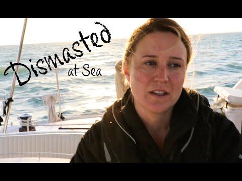 Dismasted at Sea - Lazy Gecko Sailing VLOG 85_A héten feltöltött legjobb vitorlázás videók