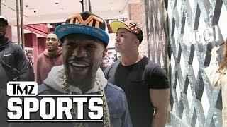 Floyd Mayweather Drops Fortune at Gucci, Rips Blackface Boycott   TMZ Sports