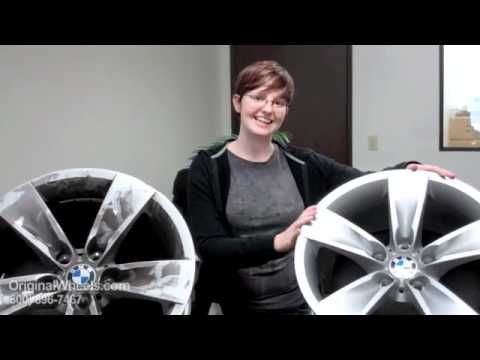 528i Rims & 528i Wheels - Video of our BMW Factory, Original, OEM, stock new & used rim Co.