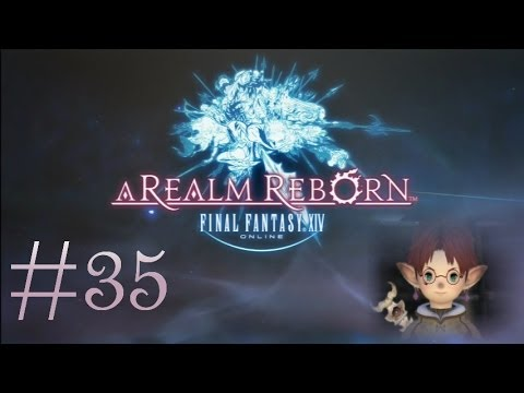 Final Fantasy XIV A Realm Reborn (PS3) #35: Making an Offering