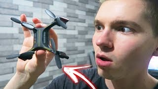 No vlog de hoje vou mostrar um pouco do Mini Drone que eu comprei nos EUA. Ele é bem diferenciado e fiz alguns testes com ele. Ou melhor, ensinei vocês como não pilotar um Drone hahaha. Espero que vocês gostem e bora deixar muitos Joinhas gangue! =)✔ SE INSCREVA NO CANAL: http://goo.gl/wrD35z✔ Twitter: http://www.twitter.com/lipaogamer ✔ Facebook: https://www.facebook.com/lipaogamer10✔ Instagram: http://instagram.com/lipaogamer✔ Extensão Google Chrome: http://goo.gl/mH6vZzOs Miteiros:Drezzy - http://goo.gl/znkhMgPatife - http://goo.gl/UU7VhZClique no Joinha =)