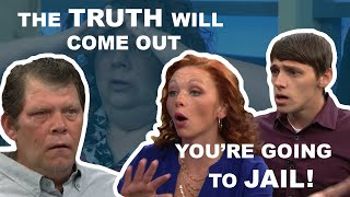 Moment of Truth: Jimmy Faces The Truth (The Steve Wilkos Show)