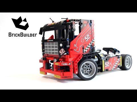 """Конструктор LEGO TECHNIC 42041 """"Гоночный грузовик"""""""