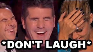 Video TOP 5 *FUNNIEST & UNEXPECTED* AUDITIONS EVER that Will Make You LAUGH :) GOT TALENT Worldwide! MP3, 3GP, MP4, WEBM, AVI, FLV April 2018