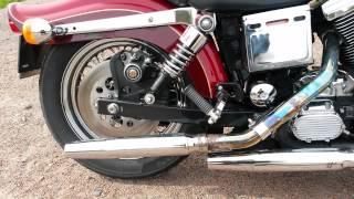 8. Harley dyna wide glide 1993