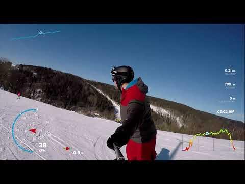 Ski Zdobnice modrá 1