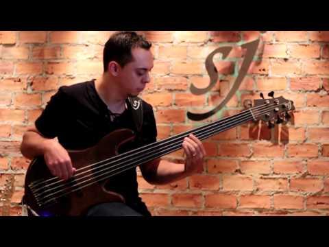 Continuum - Jaco Pastorius - Por Erick Nery