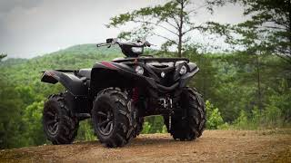 7. 2019 Yamaha Grizzly EPS SE Tactical Black