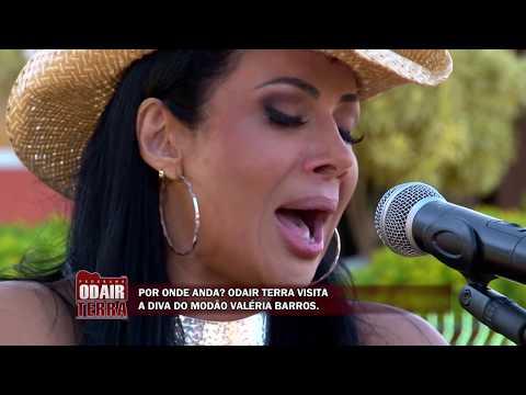 ODAIR TERRA- Especial com Valéria Barros.