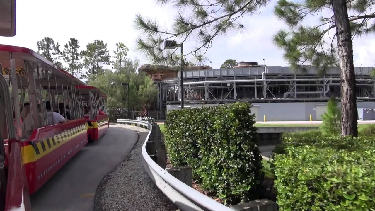 Studio Backlot Tour - Full Experience