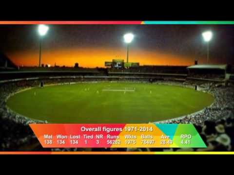 Australia v Sri Lanka - Benson & Hedges World Series - 2nd match - Perth, 30 December 1989