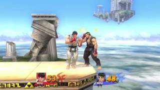 Turbo Ryu – SMB123W64GB versus That Smash 4 Modder! (Smash 4 mods)