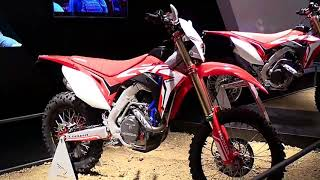 9. 2019 Honda CRF 450 RX ABS Complete Accs Series Lookaround Le Moto Around The World