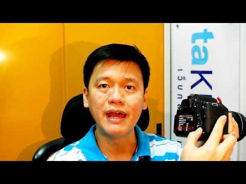 รีวิวกล้อง Canon EOS 760D โดย นายตากล้อง (1/2)