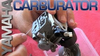 6. Yamaha  Carburator Detailed Cleaning