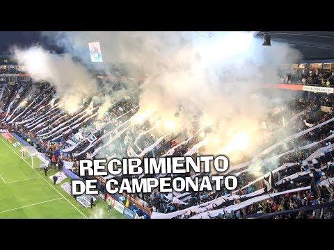 Final PACHUCA vs. Monterrey CL16 ★ Recibimiento de CAMPEONATO - Barra Ultra Tuza - Pachuca