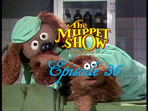 The Muppet Show Compilations - Episode 36: Veterinarian's Hospital (Season 2)