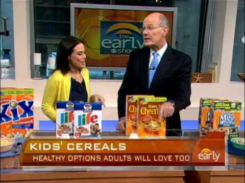 Best Cereals For Adults