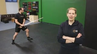Video An introduction to stance and footwork in sword fighting (HEMA) MP3, 3GP, MP4, WEBM, AVI, FLV Juli 2018