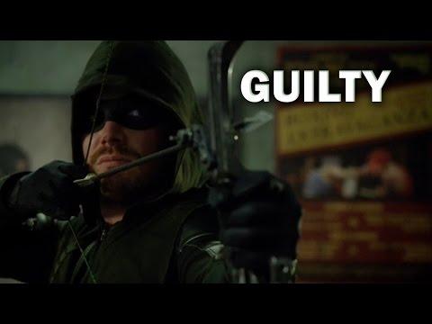 Arrow Season 3 Episode 6 - Review + Top Moments - GUILTY