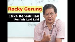 Video Rocky Gerung, S.S - Etika Kepedulian MP3, 3GP, MP4, WEBM, AVI, FLV Desember 2018