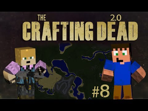 Minecraft: Crafting Dead Ep. 8 – Super Hero – DayZ in Minecraft/Walking Dead Mod Pack