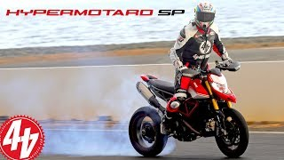 3. Ducati Hypermotard 950 + SP Review
