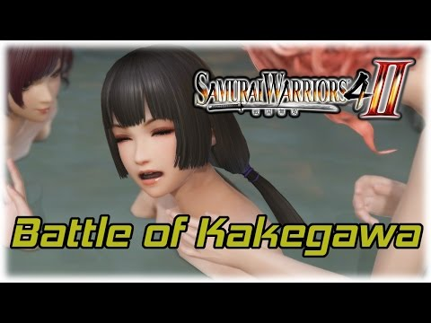 Video Samurai Warriors 4-II: Women of War; Battle of Kakegawa Castle download in MP3, 3GP, MP4, WEBM, AVI, FLV January 2017